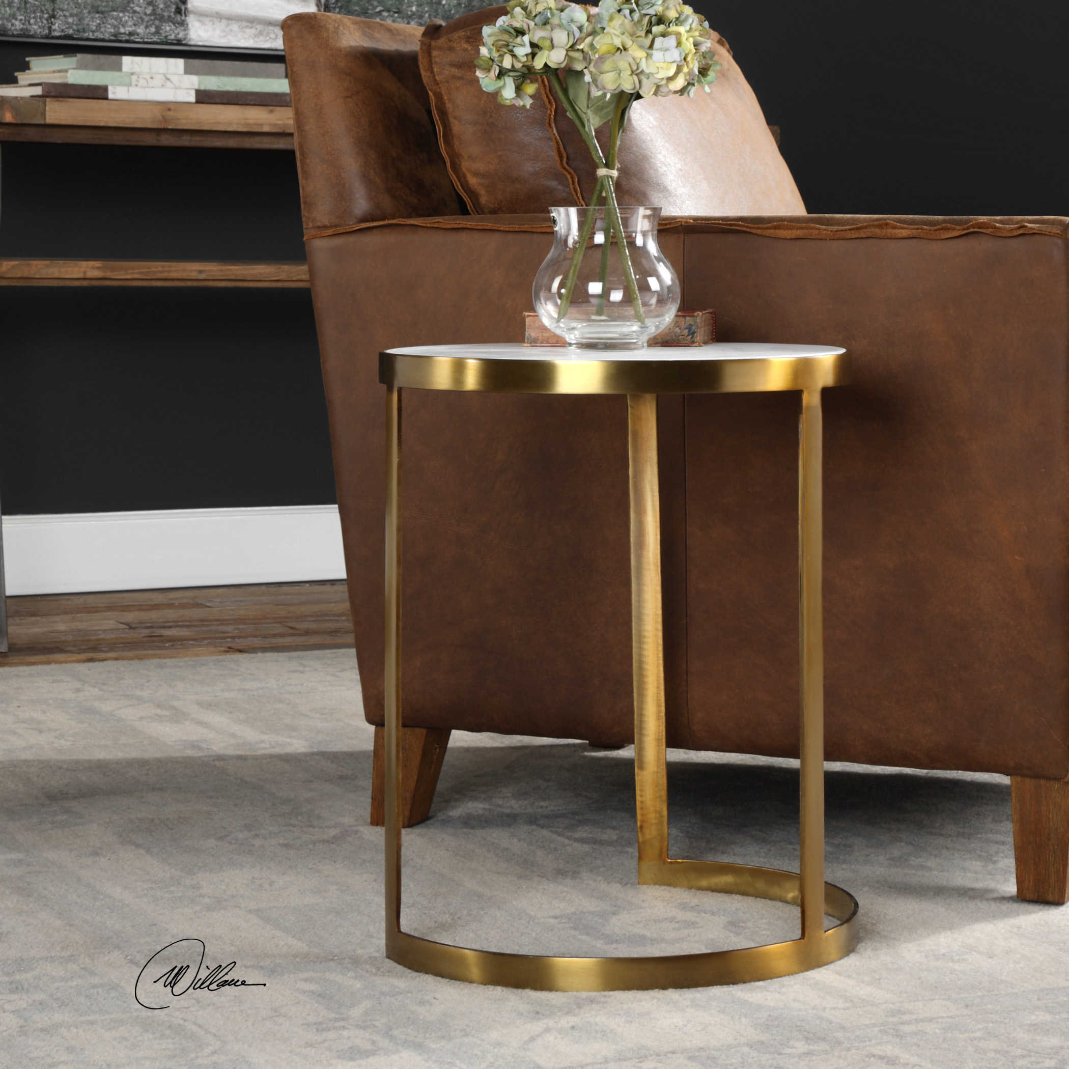 uttermost accent furniture mirrors wall decor clocks lamps art end tables best centre table with glass top broyhill patio chairs small black garden side powell mirrored nightstand