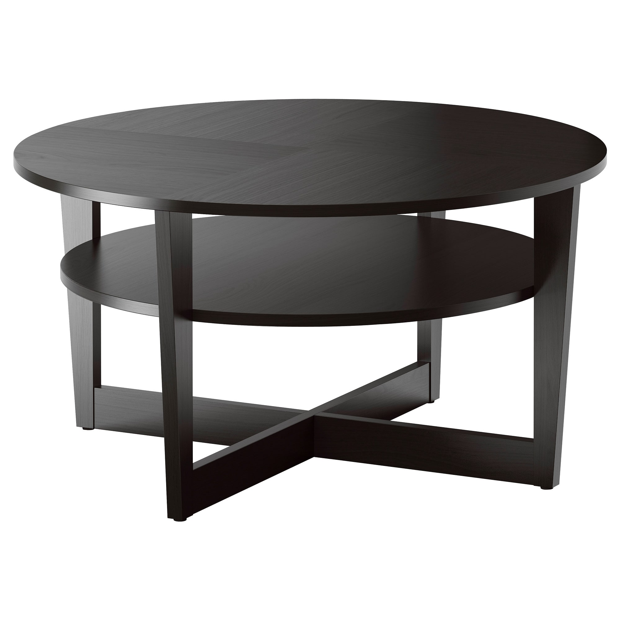 vejmon coffee table black brown ikea end tables winnipeg inch side living room high top glass dining set unfinished furniture narrow behind couch entryway cabinet outdoor umbrella