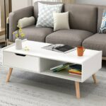way modern coffee table side end cabinet with tables and drawers solid wood legs top metal newburgh console small cream lamp inexpensive bedside ideas fabric under glass mainstays 150x150