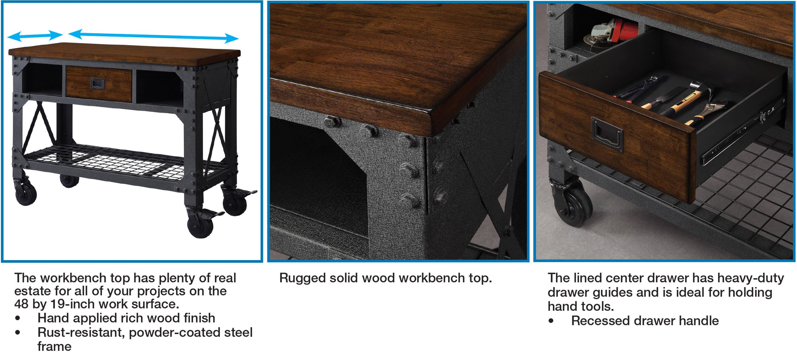 whalen metal wood work bench end table product details have been supplied the manufacturer and are hosted third party ethan allen console cabinet magnussen ashby old world tables