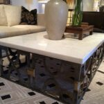 white onyx stone top coffee marble side table furniture end tables and large acme sofa small behind chairs made from pallets dog cage for dogs contemporary with storage wood cube 150x150