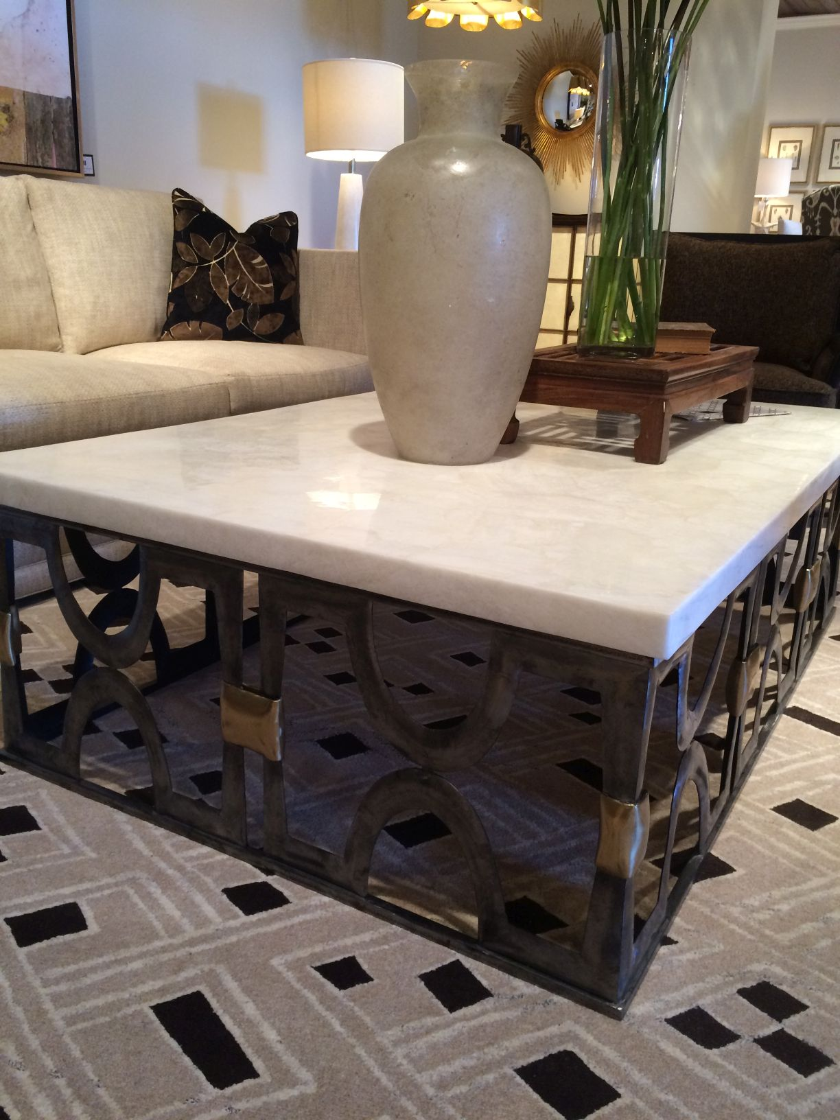 white onyx stone top coffee marble side table furniture end tables and large acme sofa small behind chairs made from pallets dog cage for dogs contemporary with storage wood cube