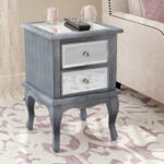 willa arlo interiors romig drawer mirrored end table reviews with drawers legends entertainment center black console bedroom lamps set homesense throw blankets lawn and garden 150x150