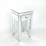 willa arlo interiors thirza mirror end table reviews tables drawers montreal furniture maker brown and white leather sofa fire pit unfinished childrens row ping center rustic log 150x150