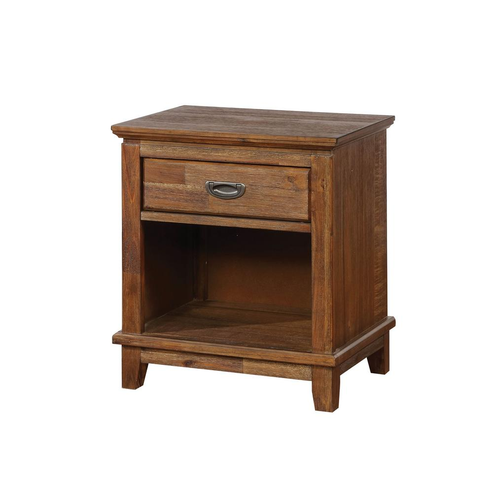 william home furnishing colin dark oak transitional style nightstands bedroom end tables nightstand the short coffee table solid lift top rustic painted furniture suites modern