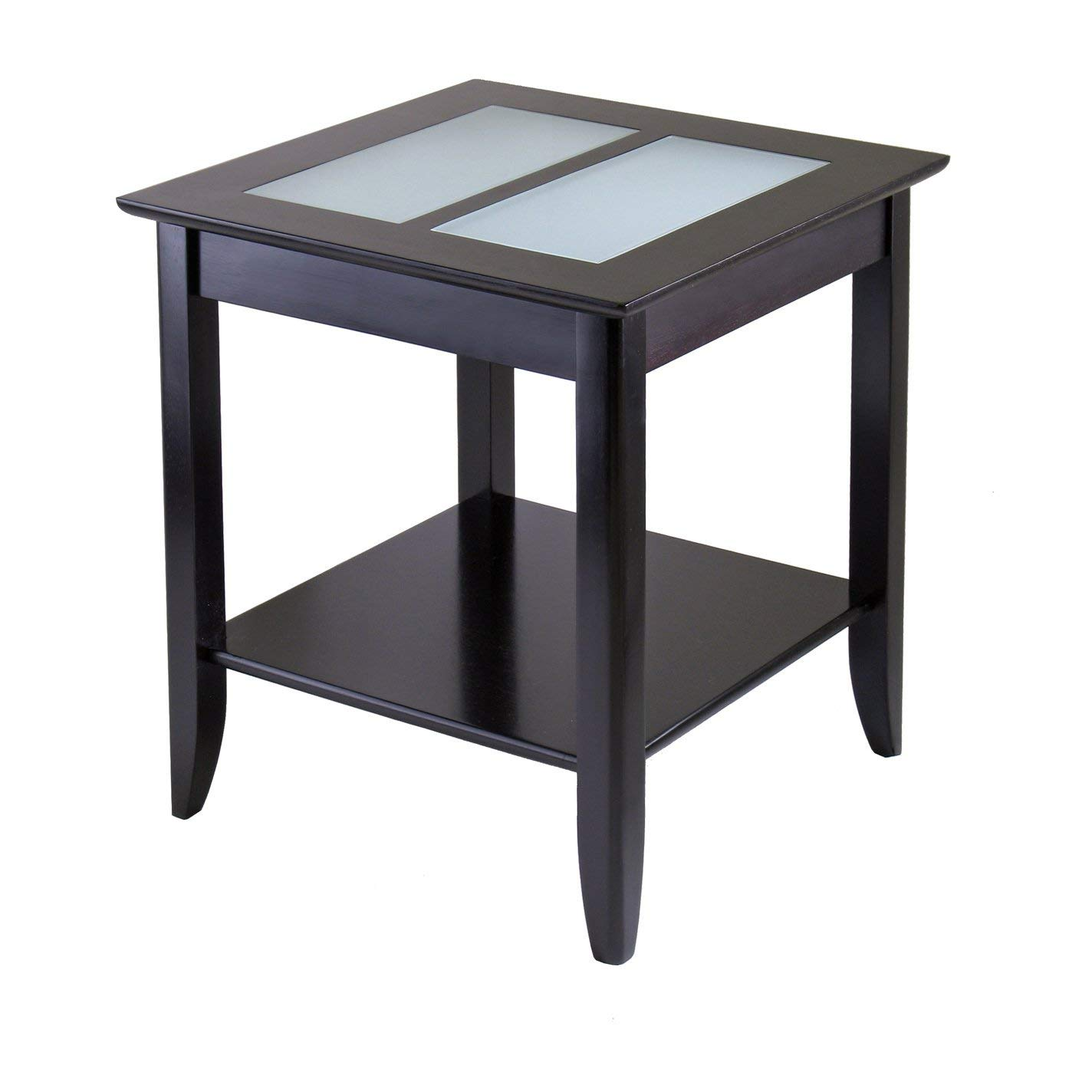 winsome syrah occasional table espresso kitchen end dining broyhill french country long sofa ashley furniture albany dark paint ryobi tools easy bedside stickley pittsburgh