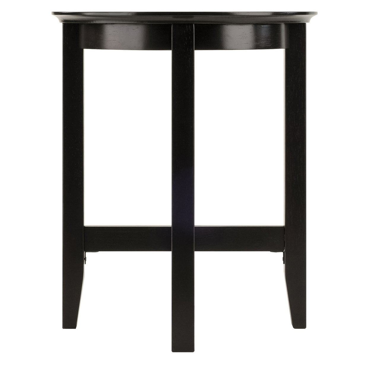 winsome toby accent end table espresso finish free riverside furniture aberdeen coffee unfinished armoire tables and decorative living room diy small plans oriental style chest