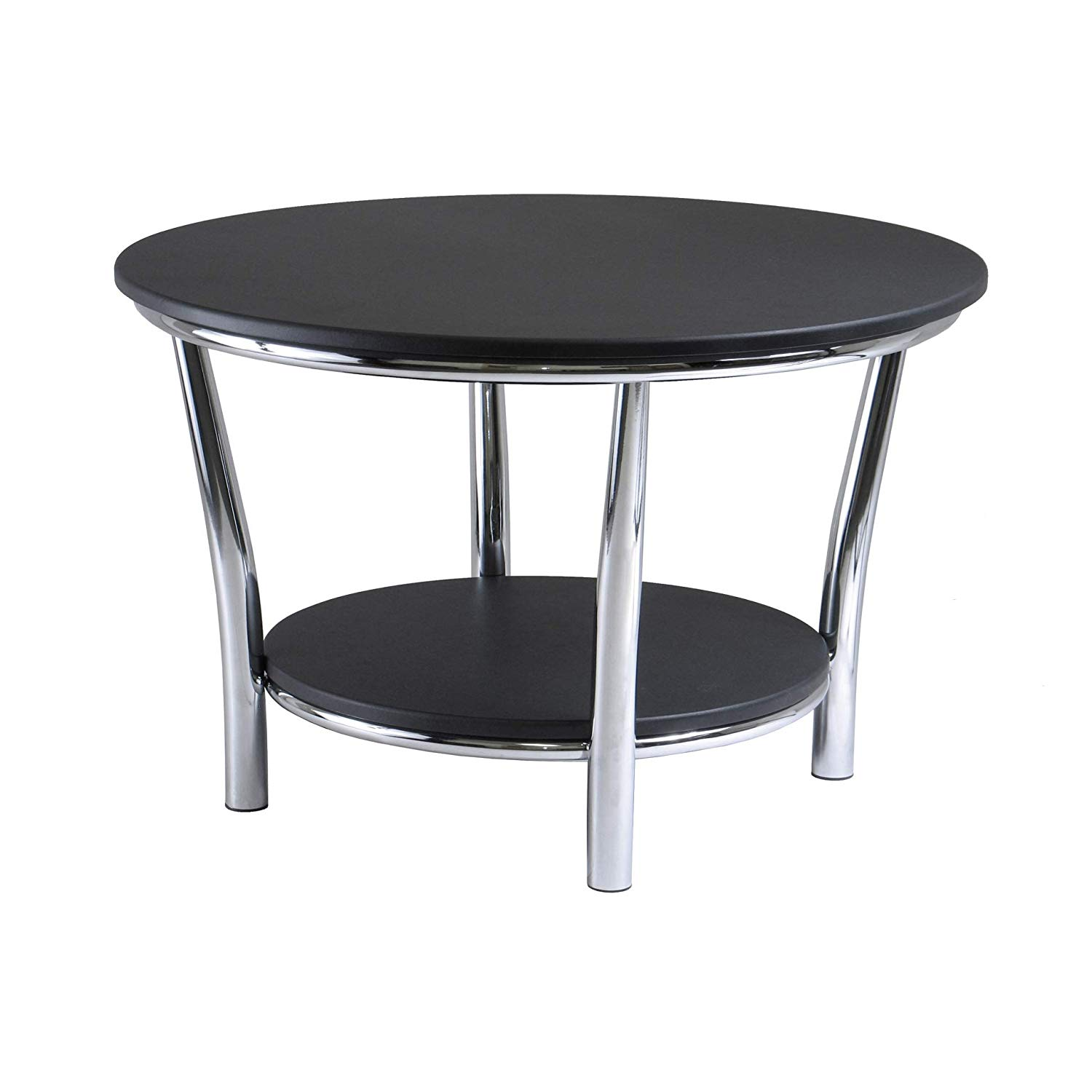 winsome wood occasional table black metal large end kitchen dining lazy boy stationary chairs indoor dog house furniture french style bedroom trunk coffee toronto and white marble