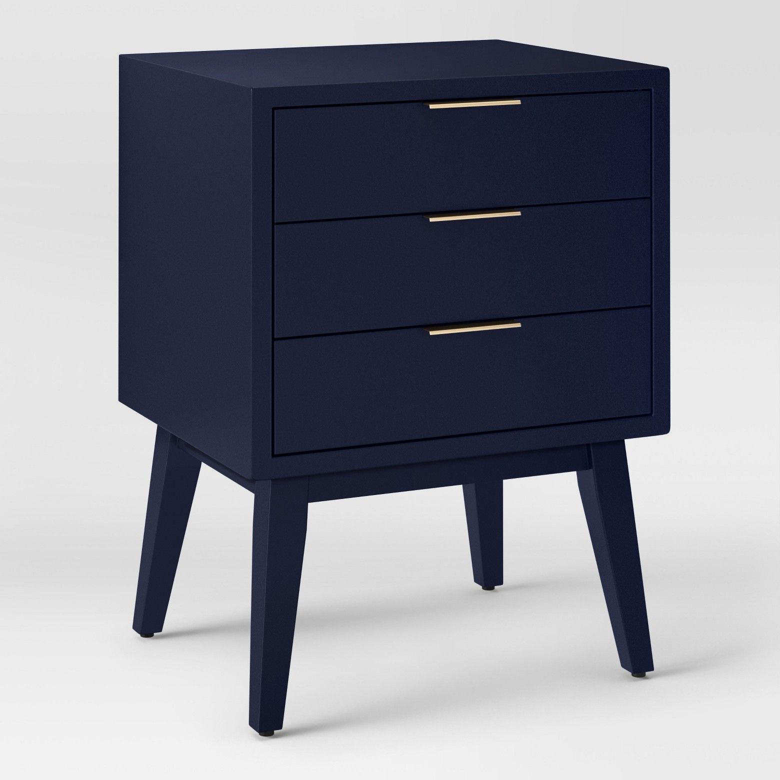 you can modern style with the three drawer end table from drawers project laura ashley charleston furniture narrow black nightstand metal wire coffee mainstays desk instructions