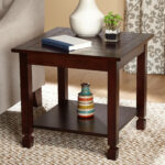 zenith end table espresso finish rugs that match brown leather furniture lazy boy living room sets mission style coffee and tables blinds coupon thomasville handles unfinished 150x150