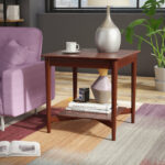 zipcode design treyton mid century end table reviews with drawer matching coffee and tables usb grey bedroom royal furniture delivery ethan allen style black lamps large glass 150x150