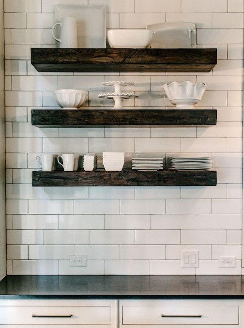 all time best tricks black floating shelf stands kitchen shelves display ideas decor fireplace mantels ikea footwear storage faux mantel installing self stick tiles dock brackets
