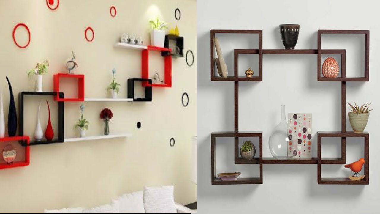 attractive corner wall shelves design ideas floating shelf tures metal with hooks wood mounted shelving installing vinyl tiles kitchen large glass cream brackets argos over diy