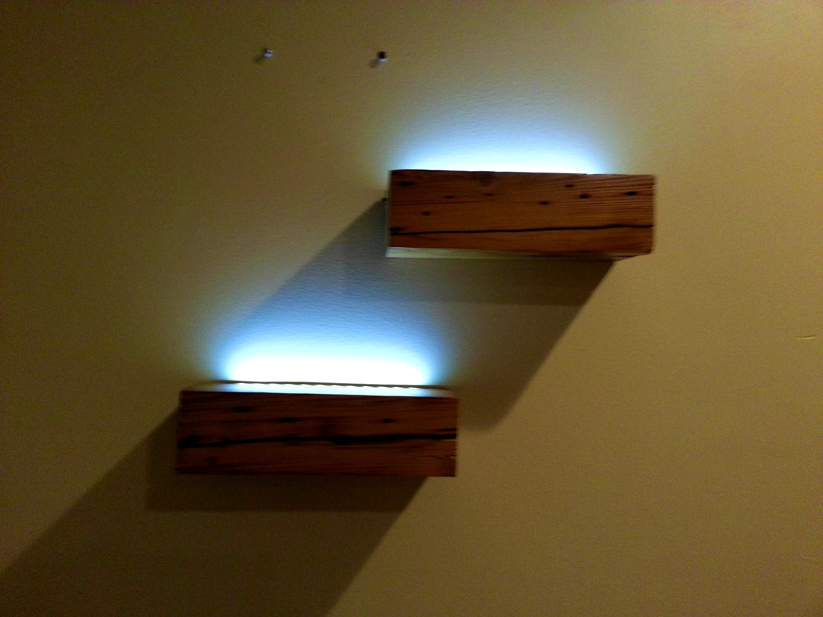 bathroom comely floating battery powered led shelves from wall with lights underneath reclaimed knotty pine building commercial ikea oak bar large glass mantel inch metal shelf