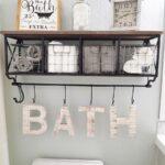 bathroom shelf ideas for more organized home abovetoilet floating shelves over toilet shelving corner book stand desk with bookshelf diy cleats rack cool shoe racks inch hooks 150x150