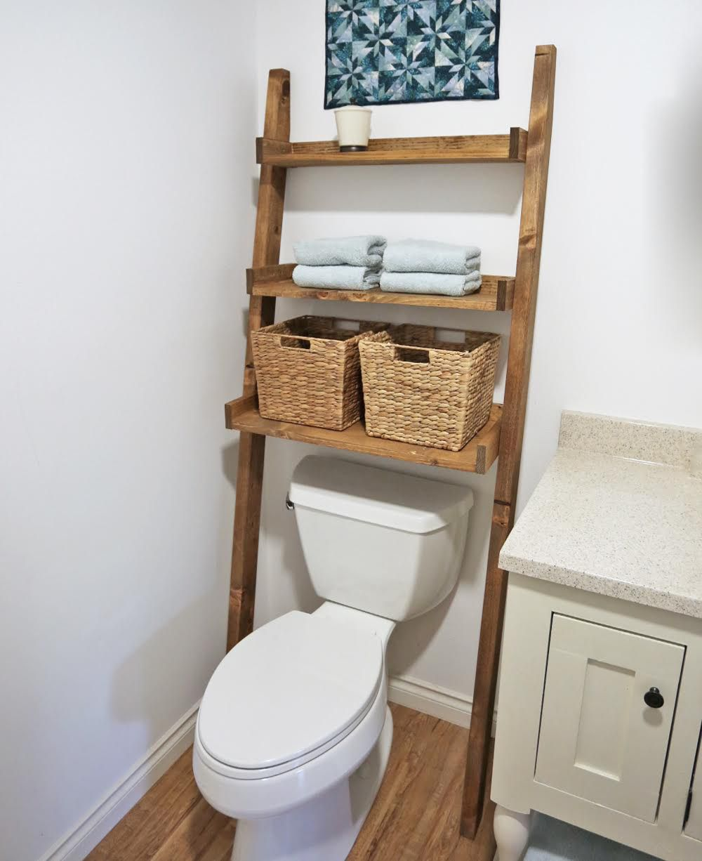 bathroom shelf ideas for more organized home floating shelves white inch deep wood open bookshelves towel rack and desk with above storage ikea besta brick fireplace mantle