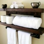 bathroom towel shelf shelves for towels floating garage storage boxes custom glass ikea entertainment center wall shelving units wood installing vinyl flooring over old coat 150x150