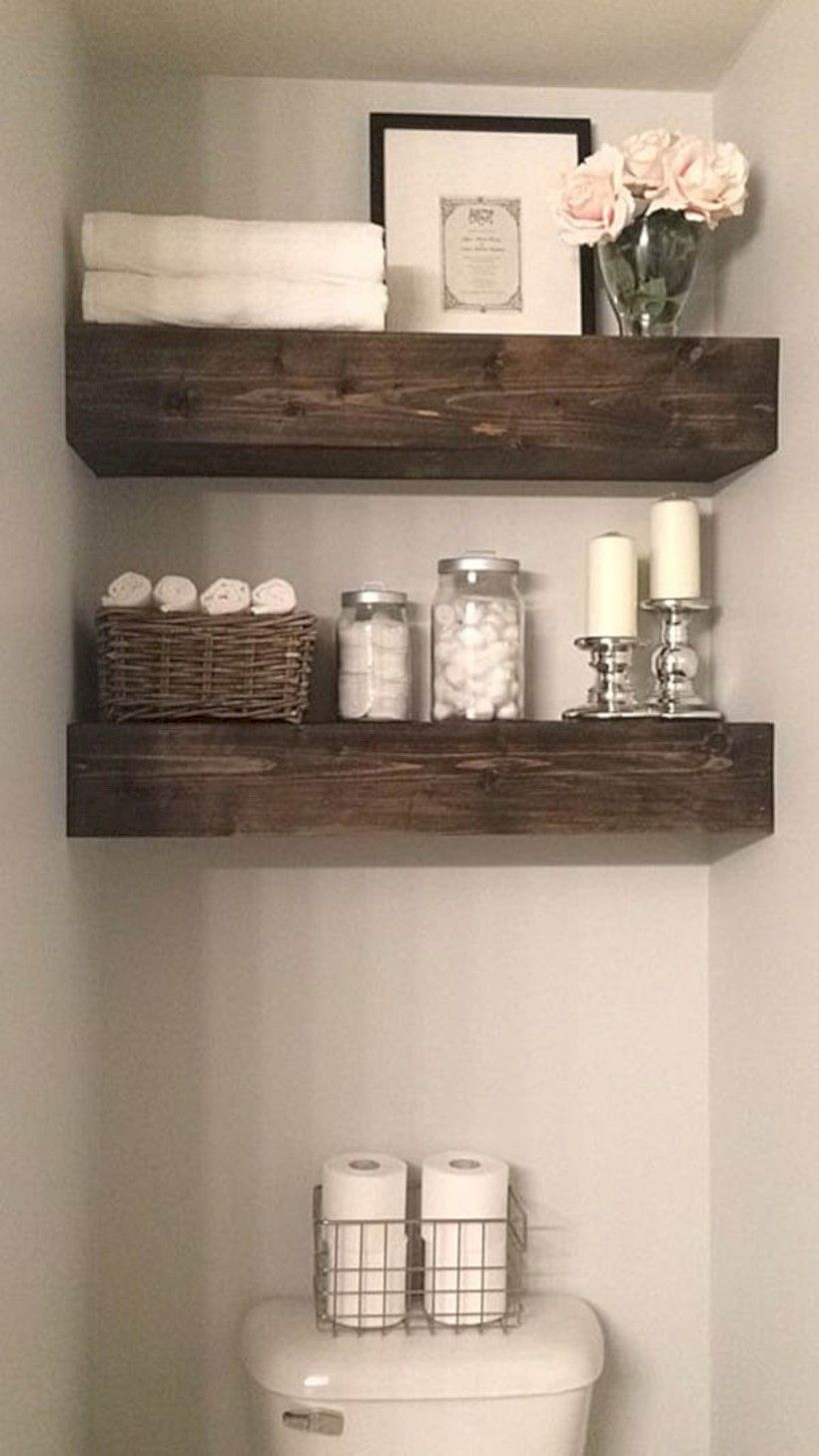 beautiful half bathroom ideas inspire you floating shelves decor awesome incredible more trendecor wall garment rack modern white office unit corner glass shelf mounted wood desk
