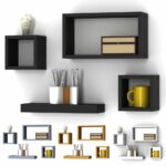 beautiful set wooden wall cube floating shelf storage display over the toilet ikea entryway mounted coat rack ture ledge secret cabinet angled wood brackets kitchen cabinets and 150x150