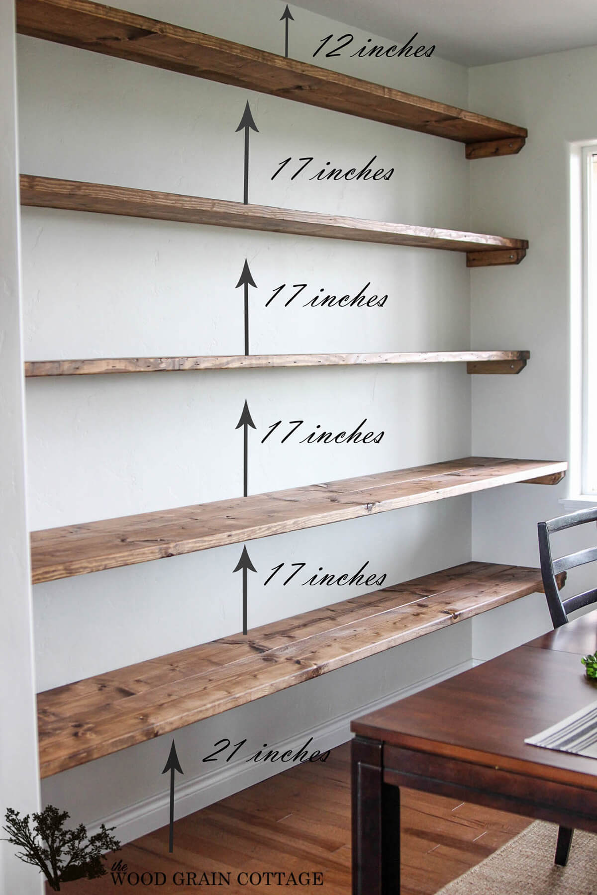 best diy floating shelf ideas and designs for homebnc building wall shelves entire stacked shelving your dining area oak box corner sky table work garage storage ture ledge