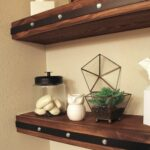 best diy floating shelf ideas and designs for homebnc design tures country studded beautifully stained corner argos vinyl floor tiles oak wall cubes wood mounted shelving modern 150x150