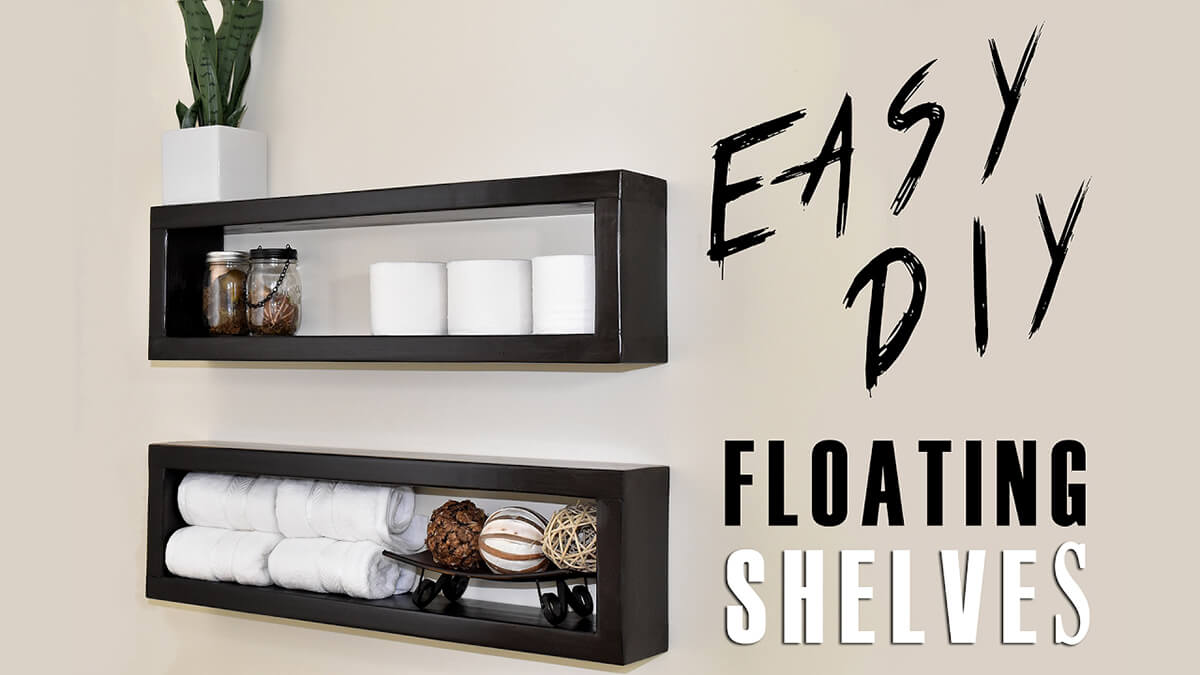 best diy floating shelf ideas and designs for homebnc design tures elongated shadow box style storage idea metal with hooks towel rail wood wall mounted shelving white wrought