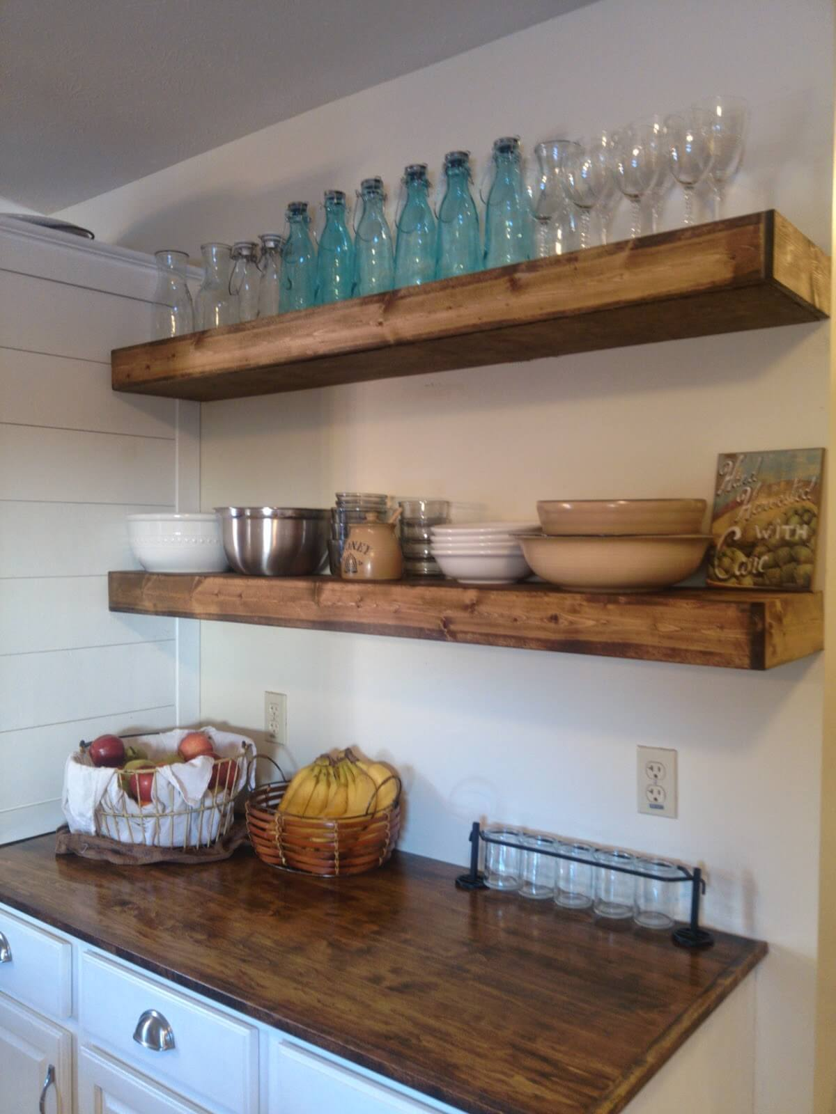 best diy floating shelf ideas and designs for homebnc kitchen shelves elegant farm style heavy duty radiator shelving making garage wall with back hanging glass self adhesive