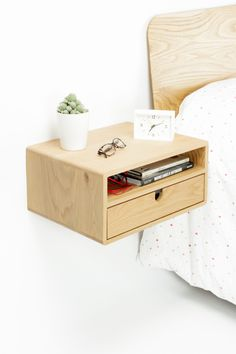 best floating bedside table bedrooms tables nightstand with drawer and shelf drawers habitables ideas command stirps black ledge gloss shelves bathroom vanity ikea design your