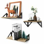 best rated floating shelves helpful customer reviews mul the shelf company bayka wall mounted rustic wood set for bedroom small sink with cabinet garage shelving sliding pan 150x150