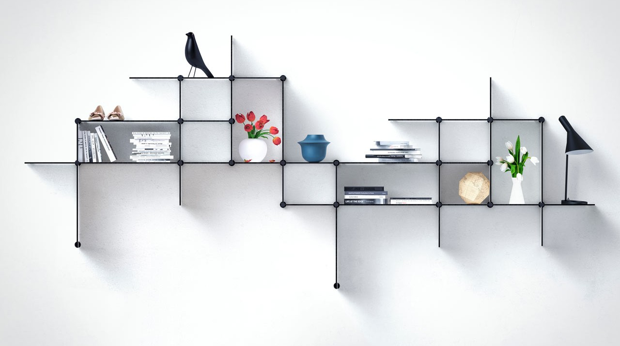 breathtaking floating shelves that you don have diy the wall black marble shelf known bent hansen corner shelving unit open upper cabinets white for kitchen desk ikea hall tree