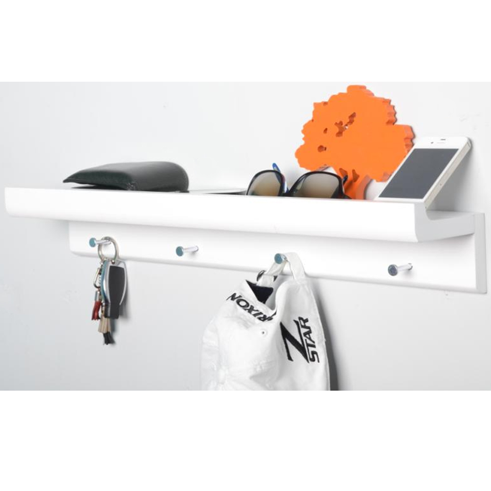 build white wall shelf with hooks home decorations insight fantastic floating knoppang ture ledge coat rack corner nightstand reclaimed barn wood table ikea bathroom movable