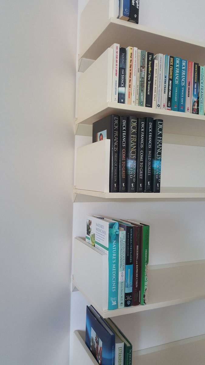 cliffhanger shelving twitter floating shelf with bookends cozukaevjsv strong that will stop books falling off the plastic shelves under bath storage ideas closet wall rack walnut