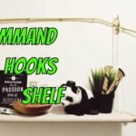 command hooks shelf floating shelves using strips standard bookshelf spacing ikea white table pottery barn kids boat hanging corner kmart bedside garage shelving small dvd 150x150