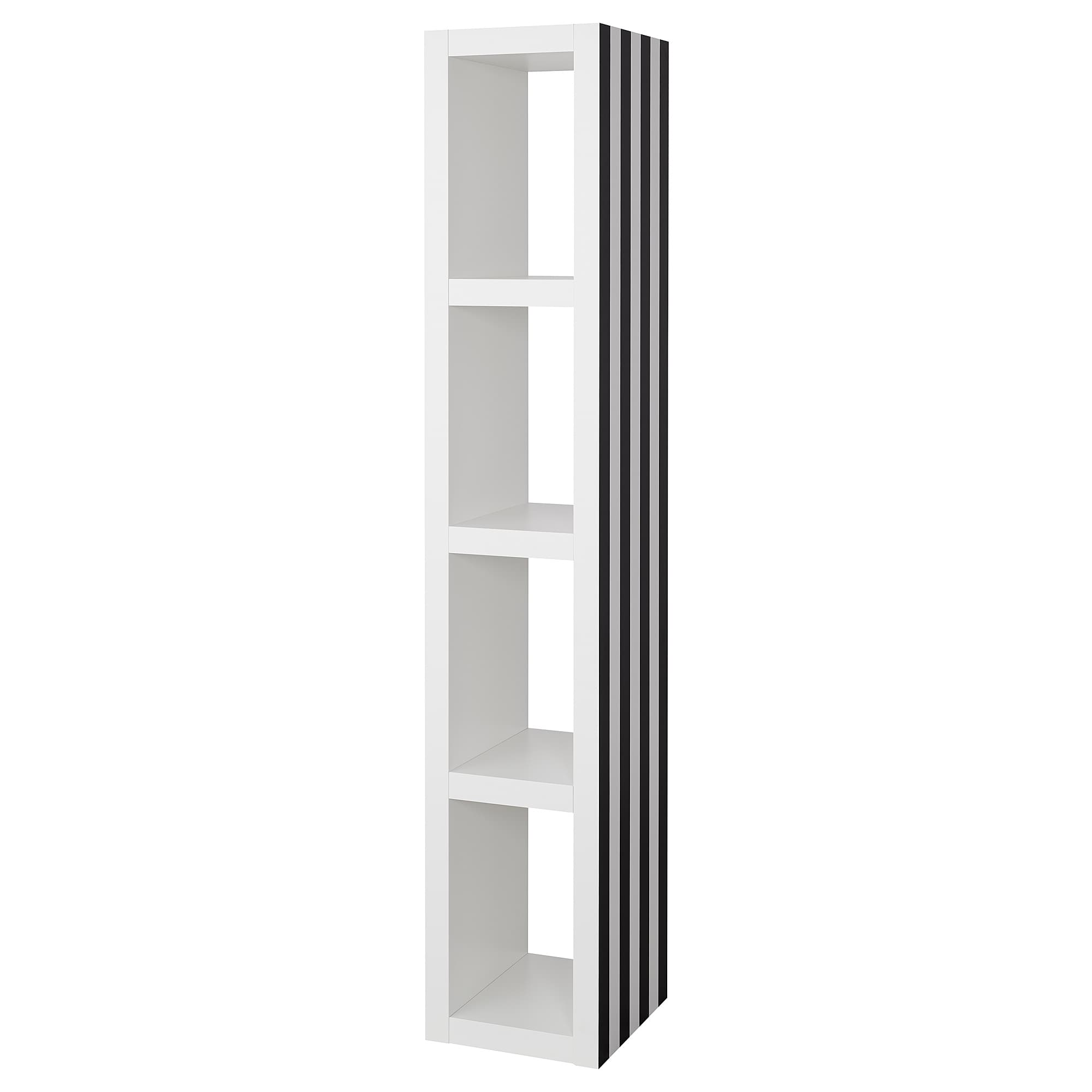 complete shelves ikea lack shelving unit black white floating cube can also hung wall mini bar cabinet low wide long thin shelf pottery barn holman installation instalay underlay