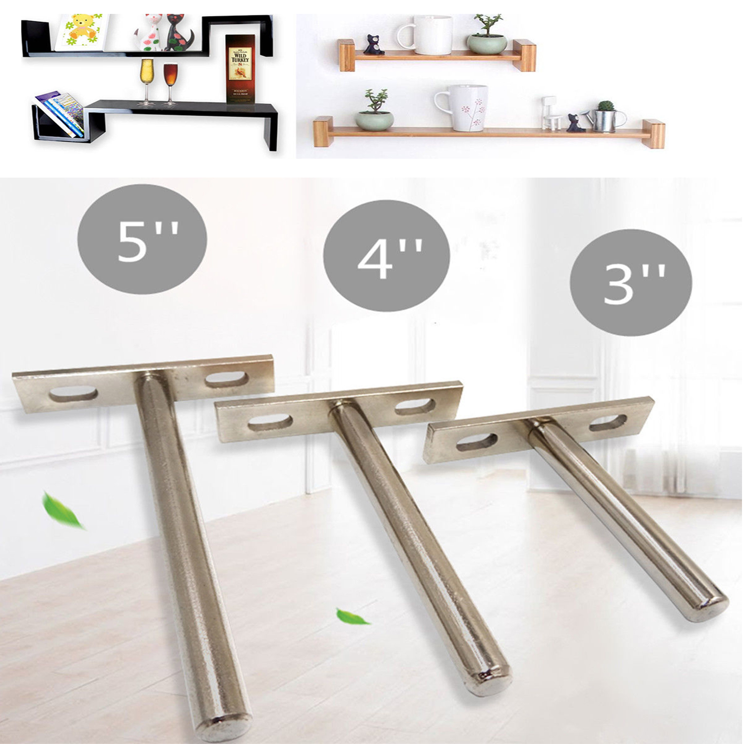 concealed shelf heavy duty strong support brackets hidden floating details about shelves gauteng instant shower heater kitchen insert small square creative wall bookshelves