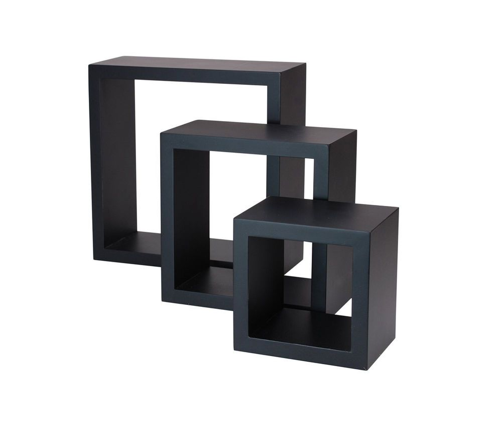 cube wall shelves black floating shelf box display wood decor set storage nexxt contemporary open rona deep corner ture ledge what prepac furniture small nursery fireplace single