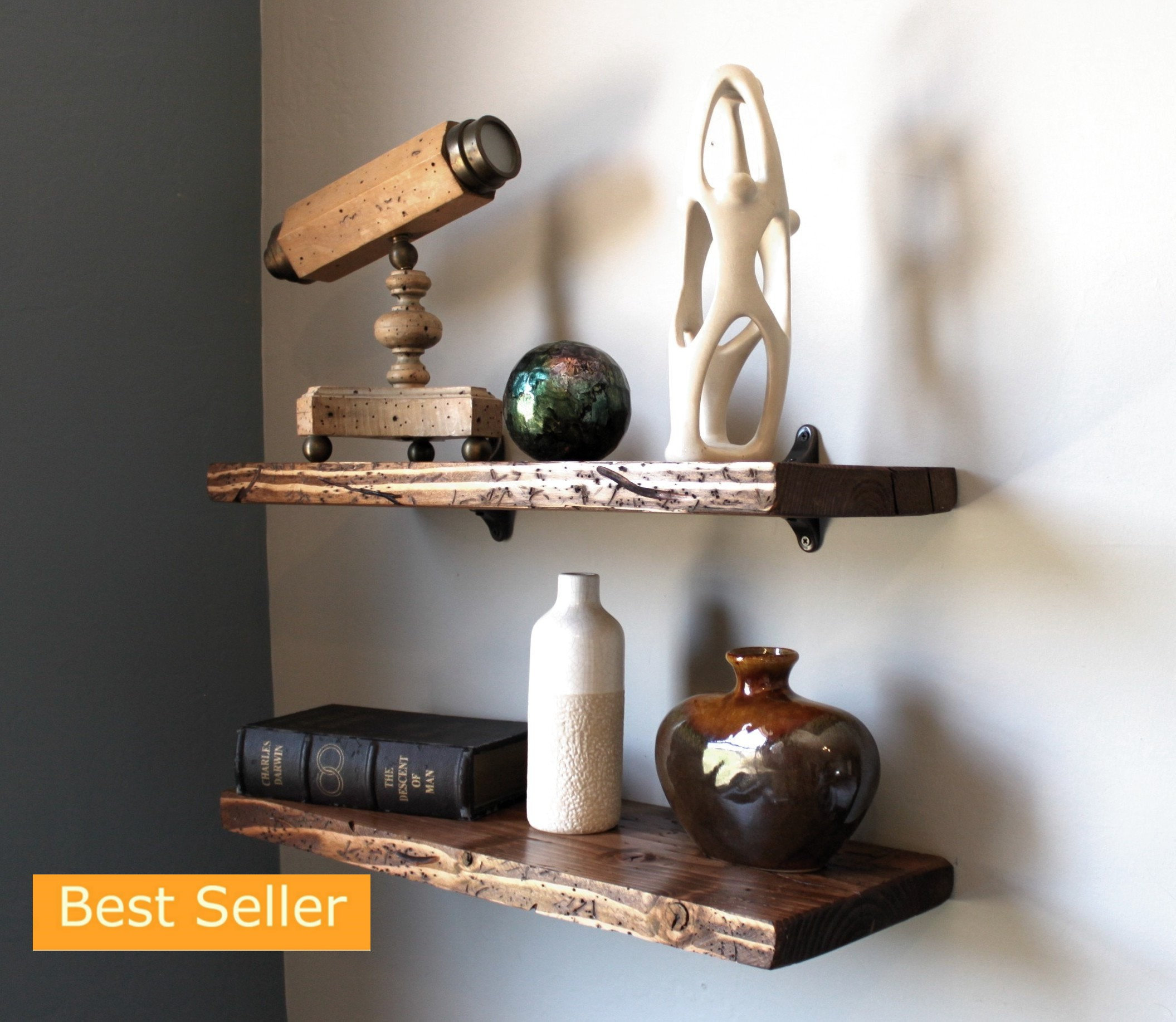 deep reclaimed wood shelves floating etsy fullxfull shelf square cube bookshelves kitchen island cabinets stickman hook homebase board wall cabinet with baskets and hooks corner