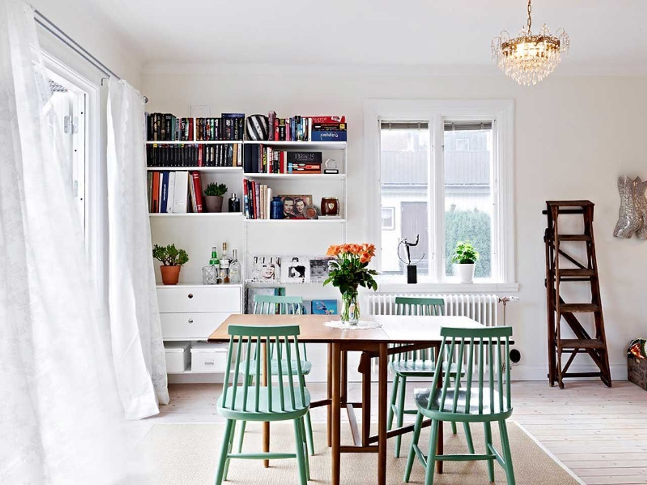 dining room floating shelf houzz bookshelves living shelves libraries library pipe built vinyl tile cement inch deep small cabinet for cable box and dvd player coat wall hook rack