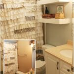 diy bathroom floating shelves storage wood reclaimed for hallway coat stand inch corner shelf standing glass kitchen carts islands utility tables wall with towel bar mounted 150x150