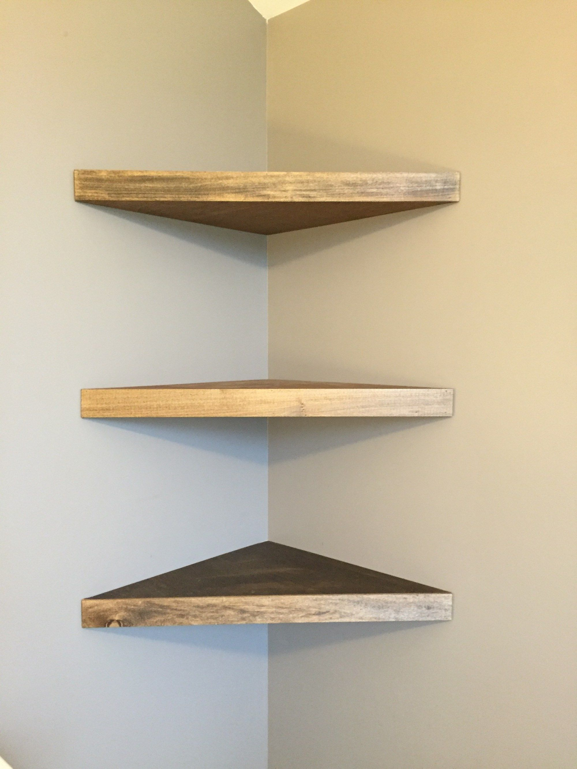 diy floating corner shelves bathroom reclaimed wood shelf fixed library book rack dimensions large brackets storage bench with coat what type underlayment for vinyl flooring