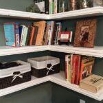 diy floating corner shelves bookshelf bedside shelf with hidden drawer ideas for small bedroom kitchen island cabinets seating long thin shoe rack kit self adhesive tile 150x150