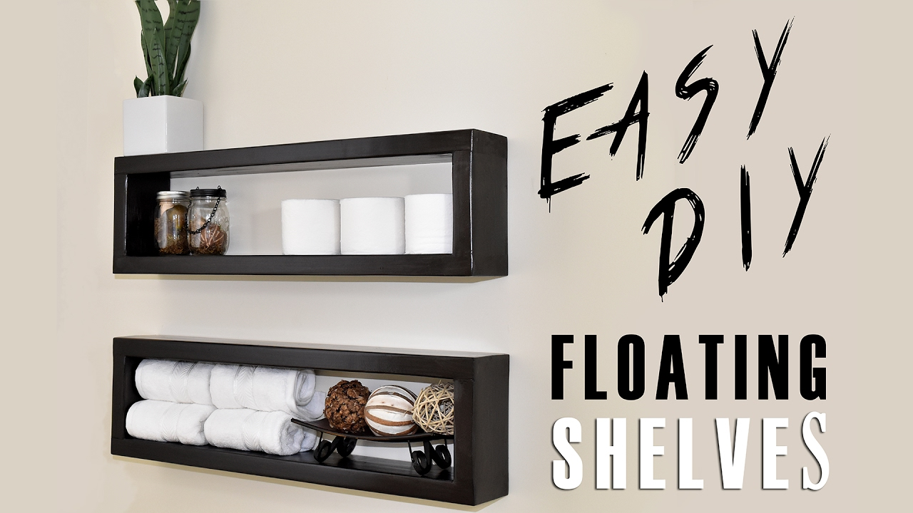 diy floating shelf box shelves ideas barn wood canadian tire thunder bay bookshelf alternatives coat stand wall mounted black glass shelving unit suspended vanity racking rustic