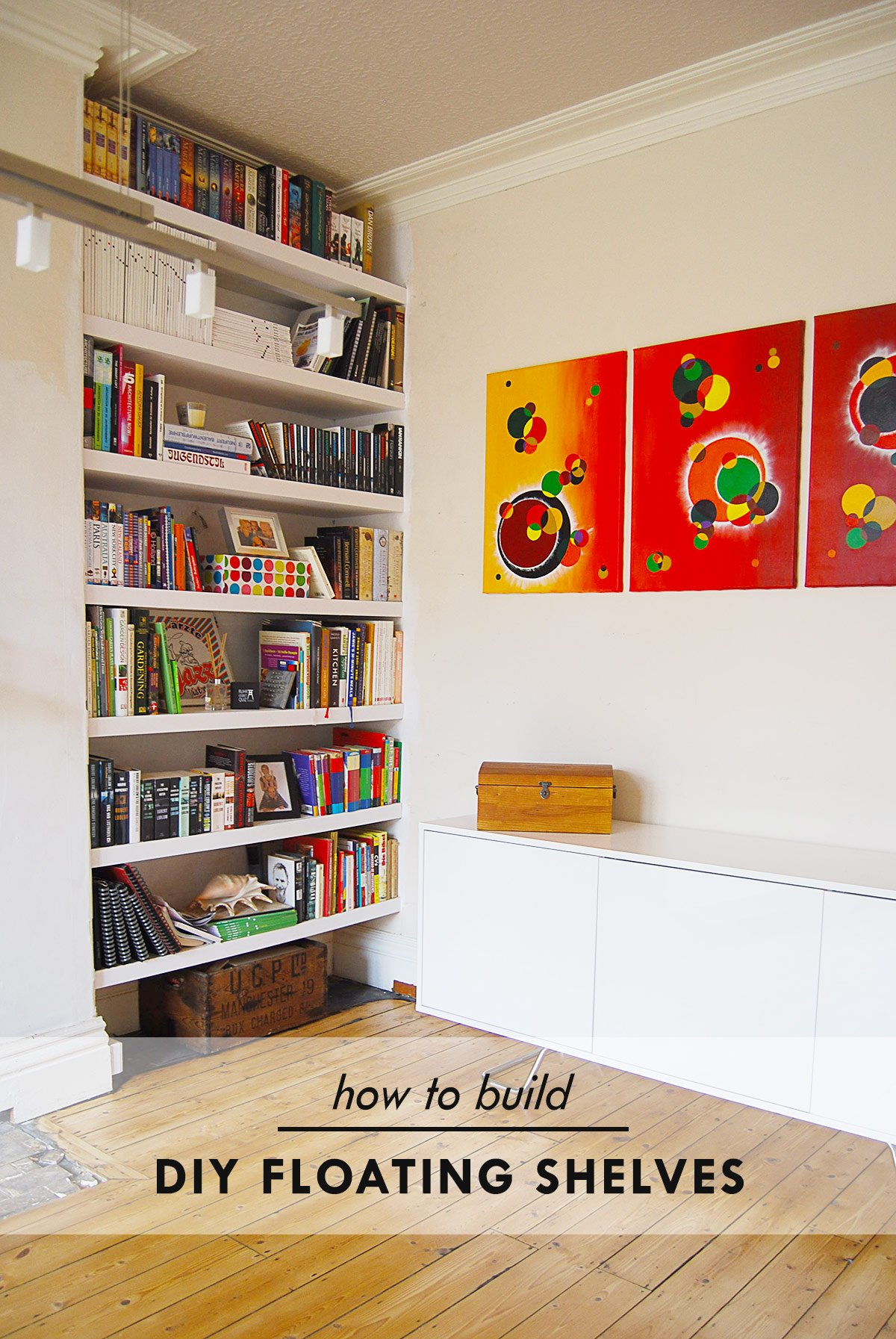 diy floating shelves little house the corner build shelf weight bearing computer tablet furniture pegs pine wall mount small electronics open shelving ideas for kitchen rustic