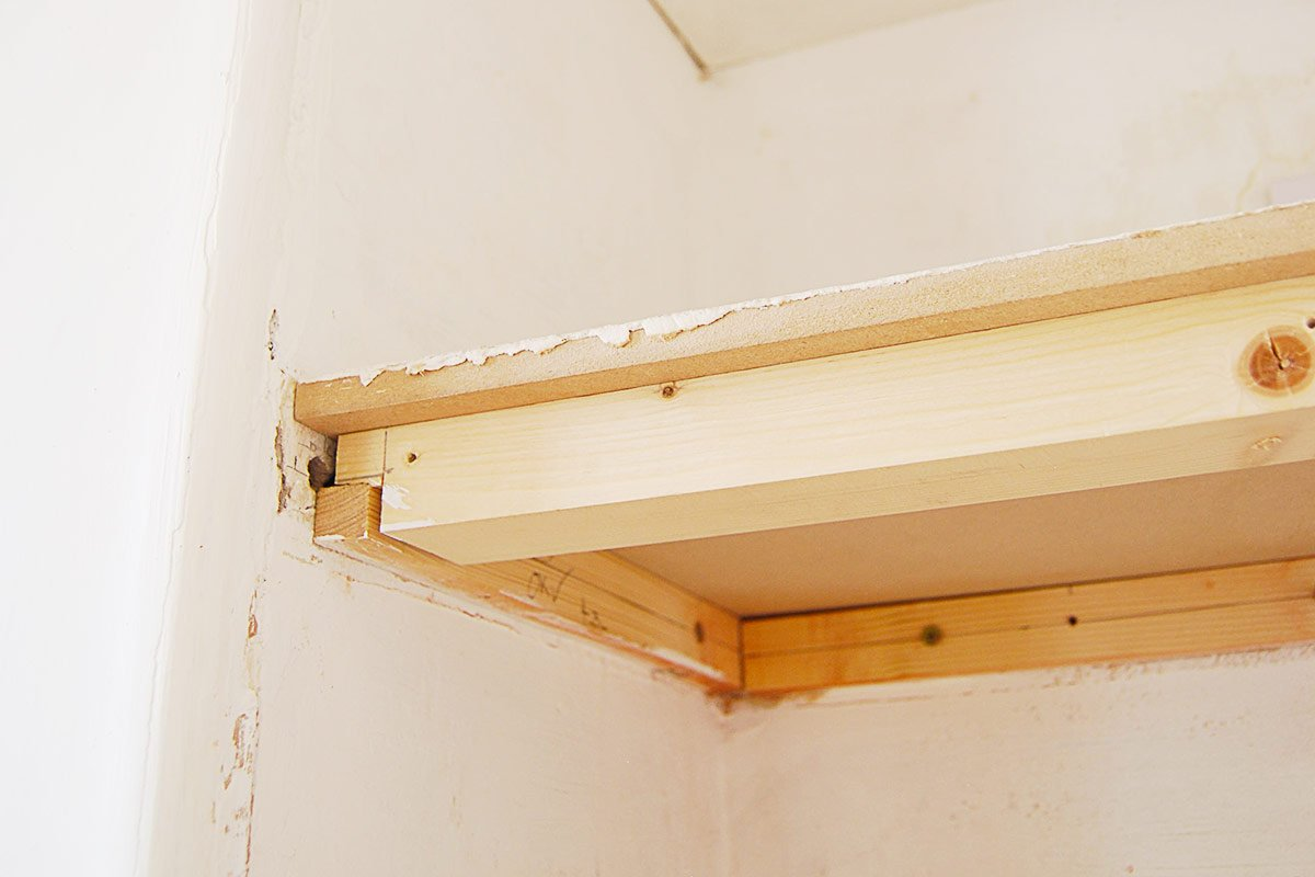 diy floating shelves little house the corner dsc building alcove how build pottery barn hanging under kitchen cupboard storage threshold wall ledge wrought iron shelf brackets