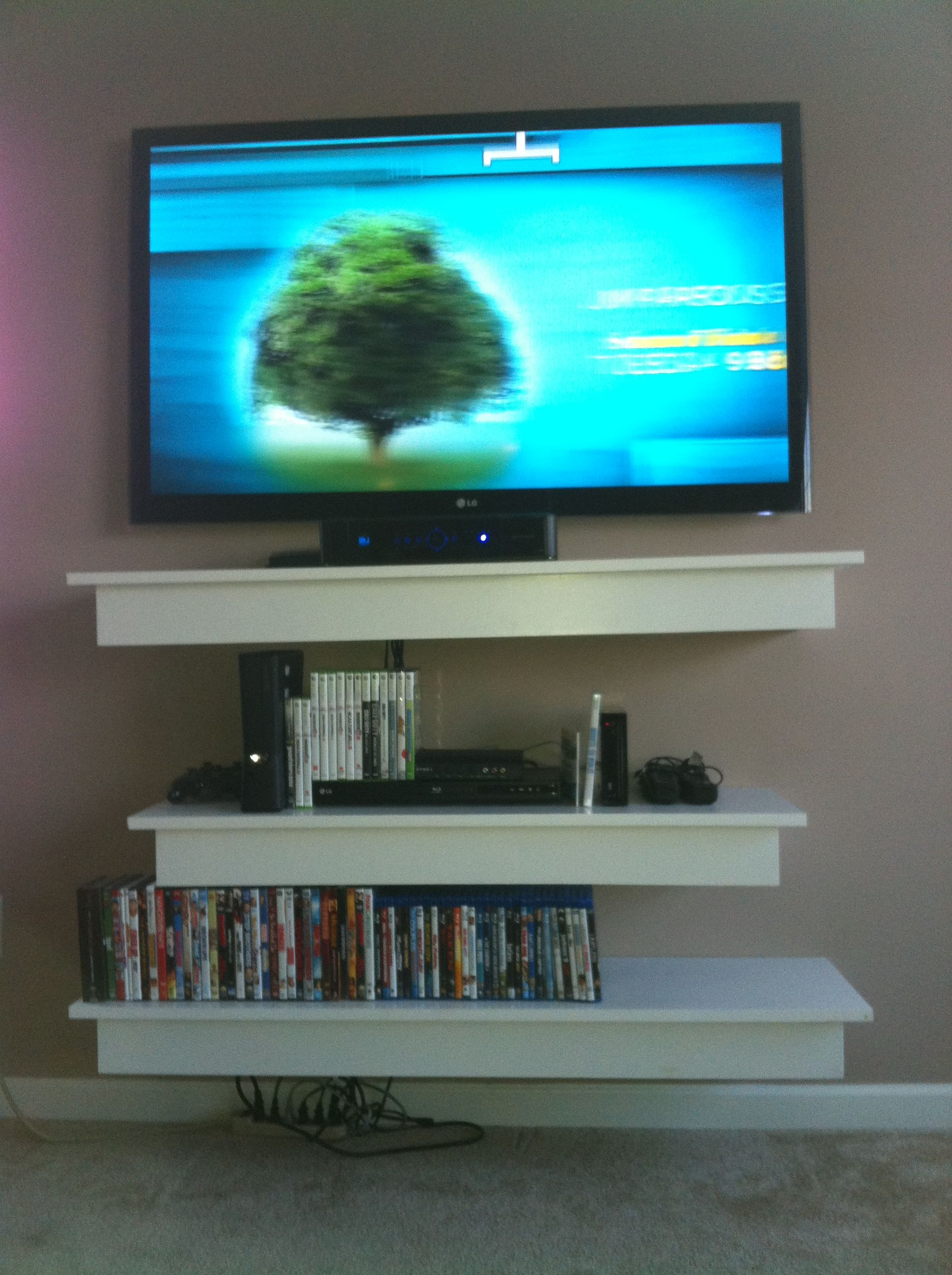 diy floating shelves under home decor wood shelf for cable box ikea metal bookshelf cube sky wall decals target baby pink glass bathroom table inexpensive desk with drawers closet