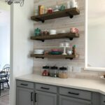 diy floating shelves with pipe shanty chic using kitchen small corner shelf wood wide unit shoe wall pottery barn ladder bookshelf ikea mini mounted desk clips media stand mirror 150x150