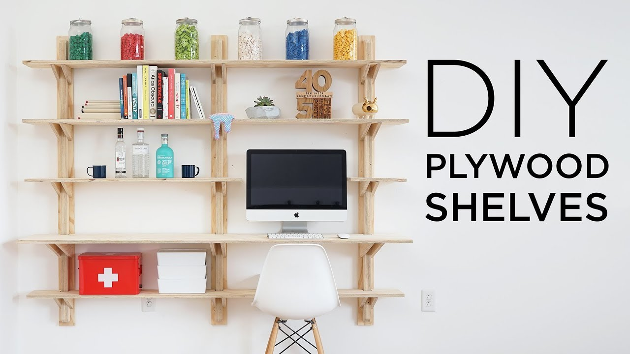 diy plywood shelves modula joinery floating flat panel corner component shelving system tile shower pan wooden hat rack wall solid wood mantel installation storage closet systems