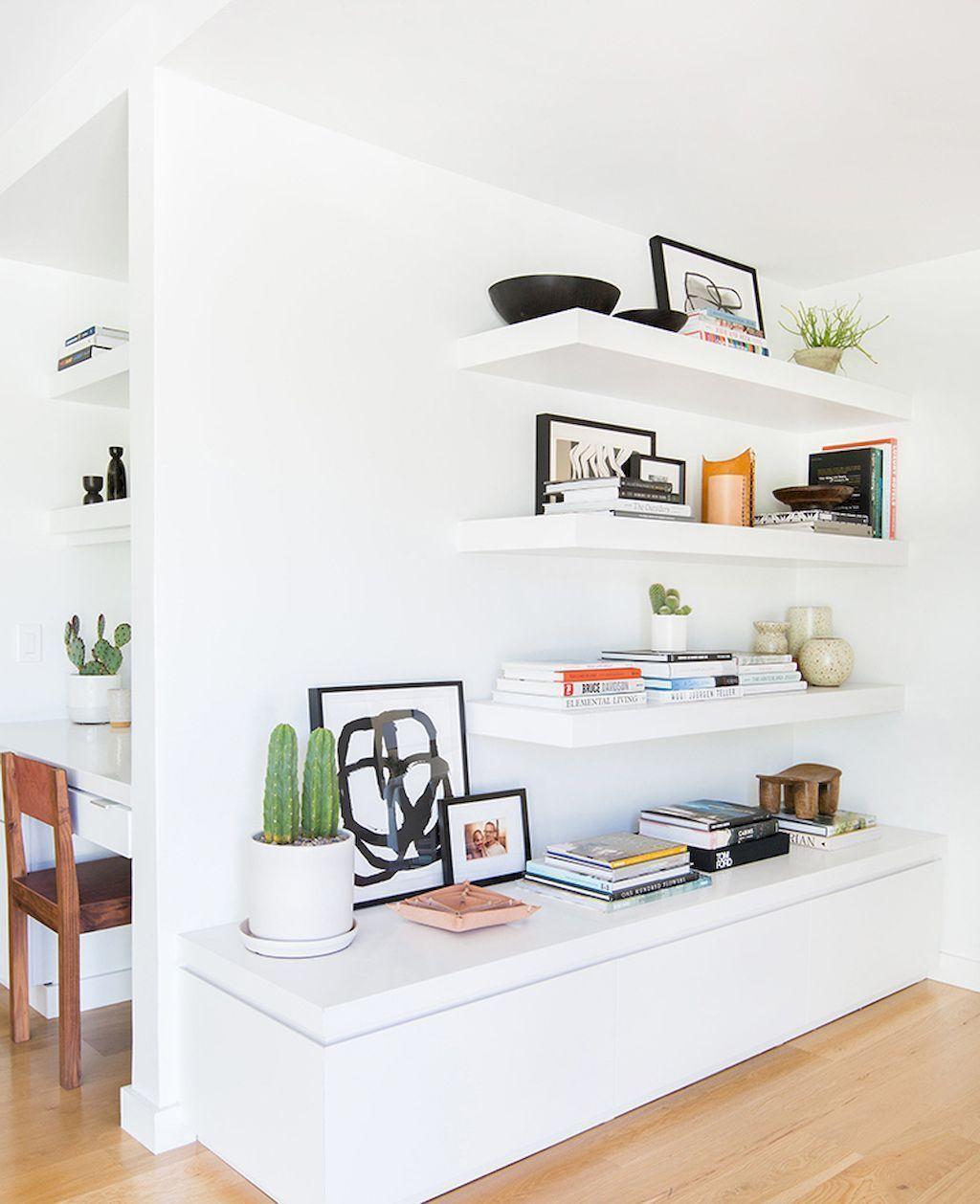 diy shelves floating and bookshelves ideas for your wall large living room kitchen etc floatingshelvesnursery floatingshelvesbathroomjoannagaines xbox shelf unit oak beam creative