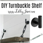 diy turnbuckle shelf great bathroom addition lolly jane floating brackets tutorial learn how easy make these shelves portable kitchen cabinets for entertainment center inch wide 150x150