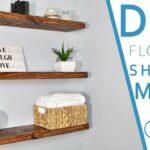 easy diy floating shelves bracket creators wall with brackets kitchen storage furniture mounted component rack cupboard reclaimed wood bookshelf premade mantels shelf coat hooks 150x150